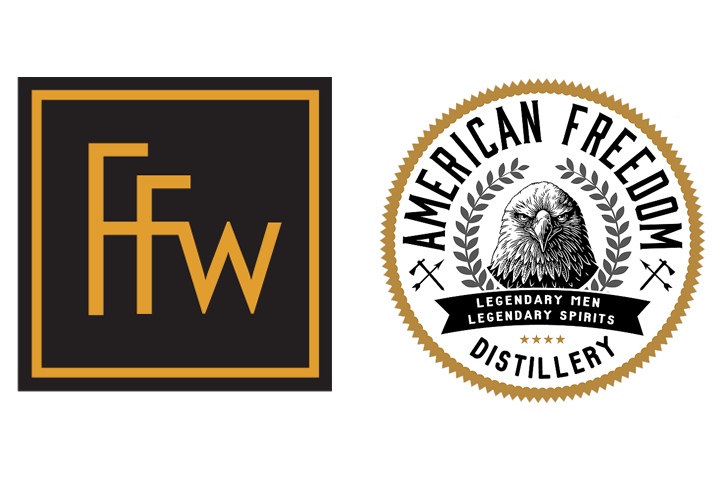 Foley Family Wines and American Freedom Distillery Logos