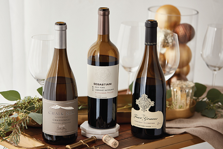 Holiday Wine Gift Sets