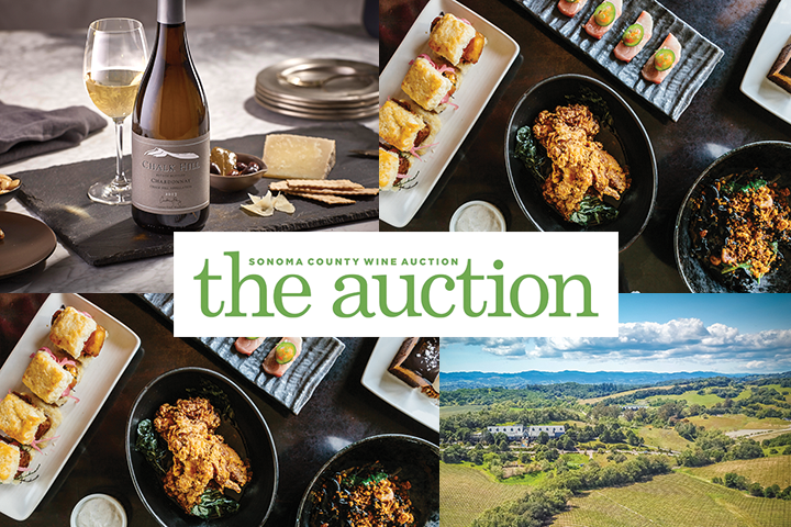 Sonoma County Auction - Chalk Hill Experience