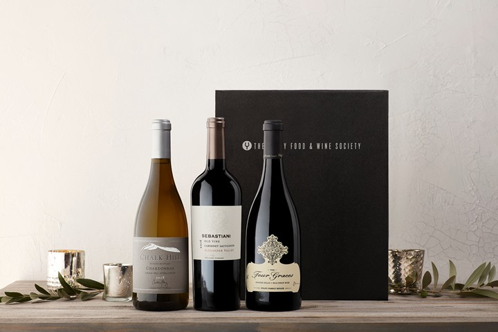 Give the gift of wine this holiday season