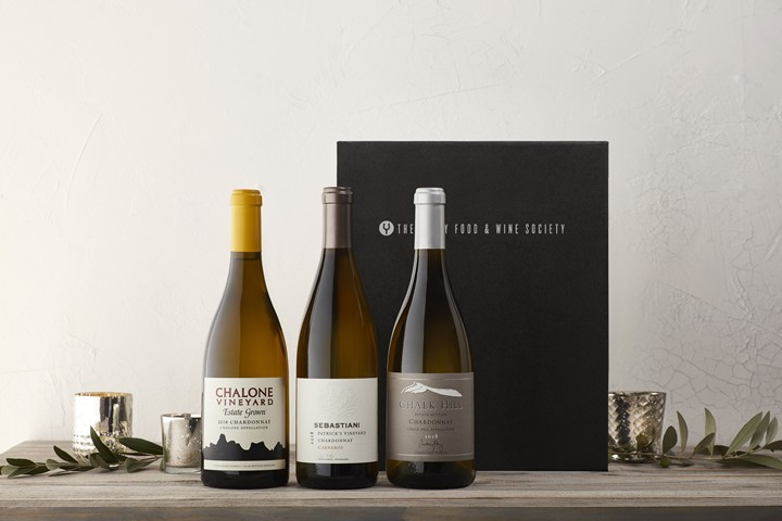Give gift of Chardonnay