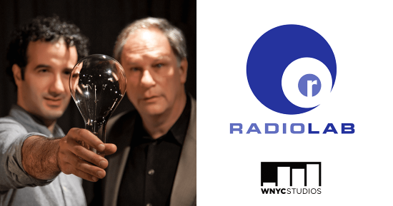 Radiolab Podcast Cover