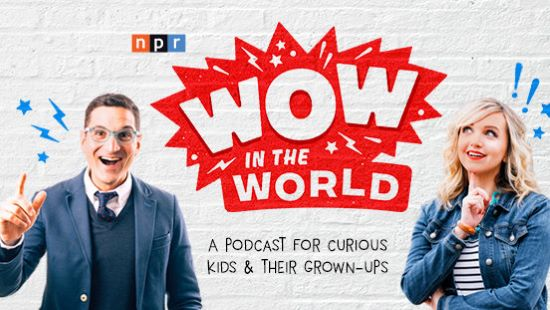 Wow in the World Podcast Cover