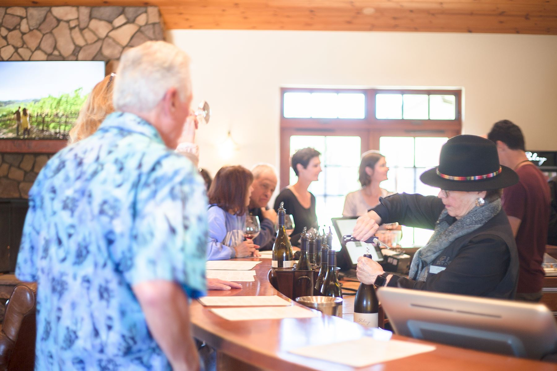 Foley Estates tasting room