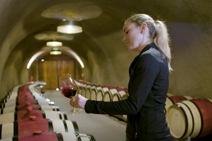Alicia Slyvester, Merus Winemaker