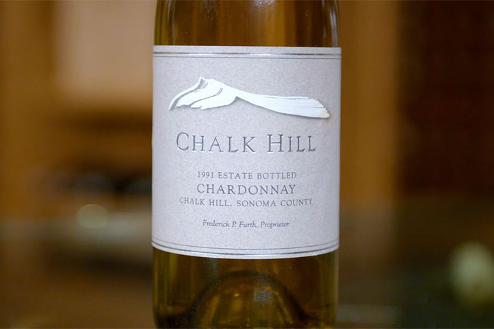 Chalk Hill Library Wine