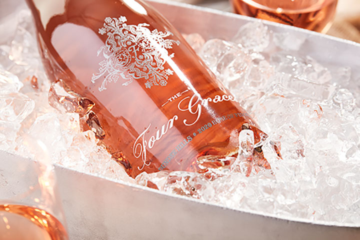 Refreshing Rosé for Rosé Day