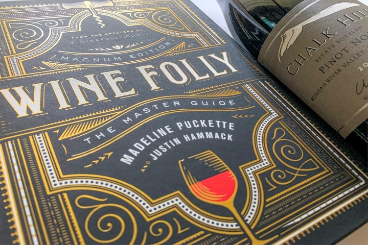 Wine Folly and Chalk Hill Pinot Noir