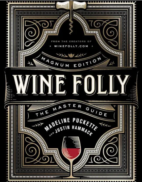 Wine Folly Magnum Edition Book Cover