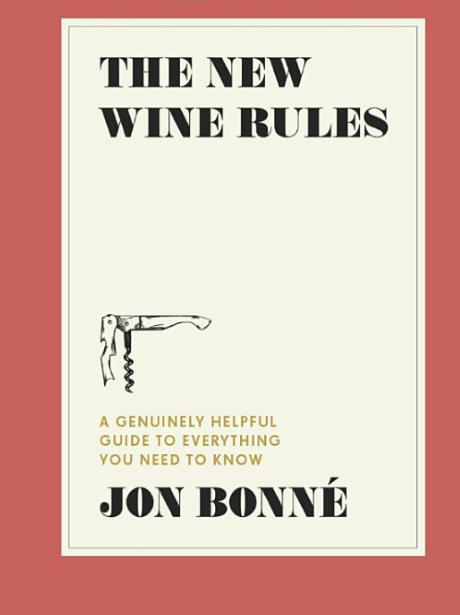 The New Wine Rules Book Cover