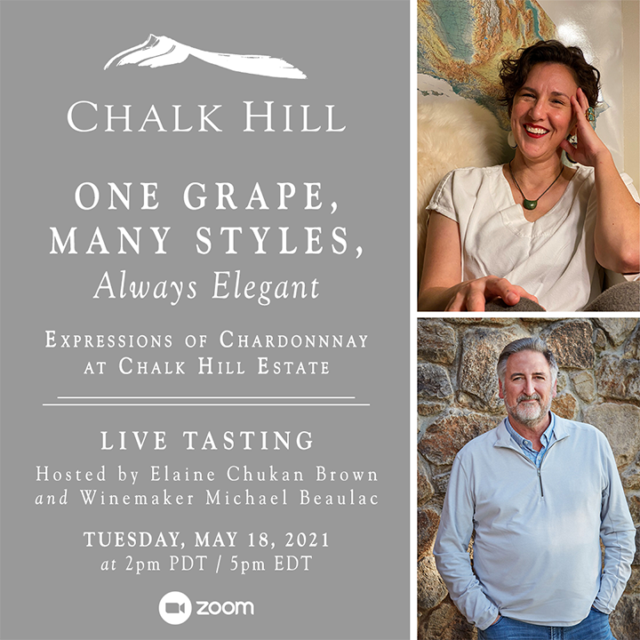 Chalk Hill Virtual Tasting