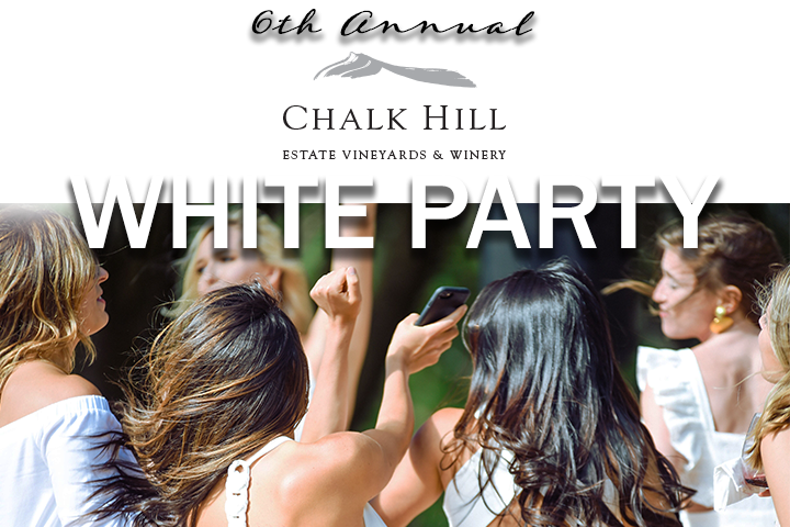 6th Annual Chalk Hill Estate White Party