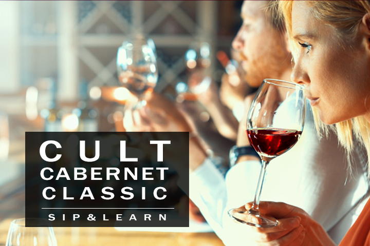Cult Cabernet Classic at Chalk Hill