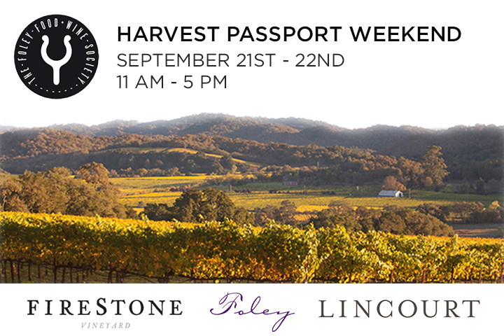 Central Coast Harvest Passport Weekend