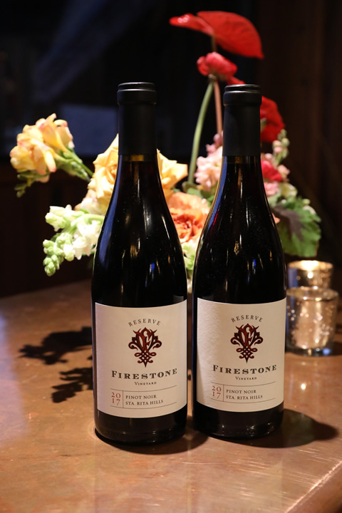 2 Bottle of Firestone Reserve Pinot Noir