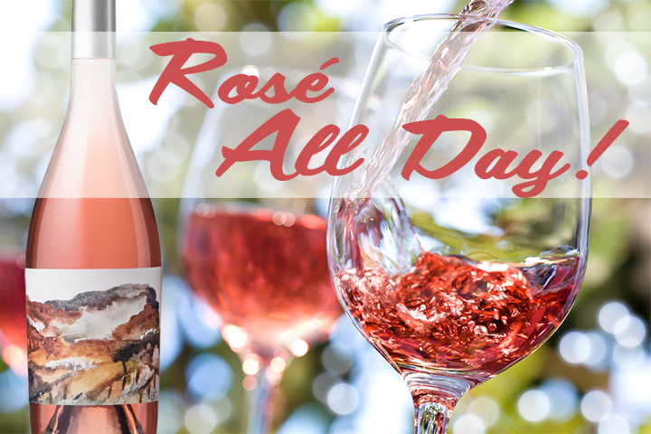 Rosé All Day at Foley Sonoma