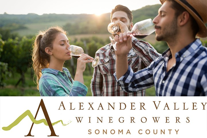 Alexander Valley Winegrowers Sonoma County - Experience Alexander Valley 2019