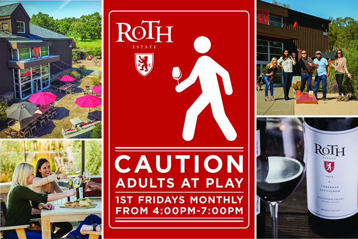 Adults At Play at Roth Estate