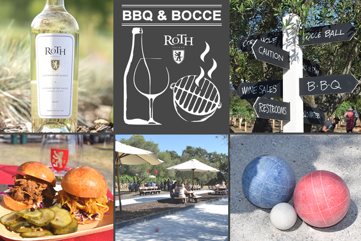Roth BBQ & Bocce Event - September 29, 2019 from 1pm to 5pm at Roth