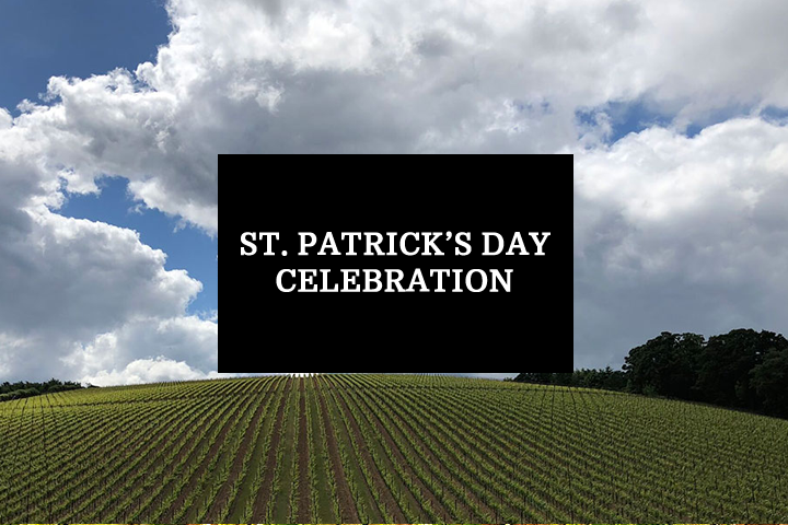St. Patrick's Day Celebration at The Four Graces