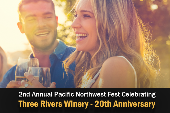 Pacific Northwest Fest Celebrating Three Rivers' 20th Anniversary