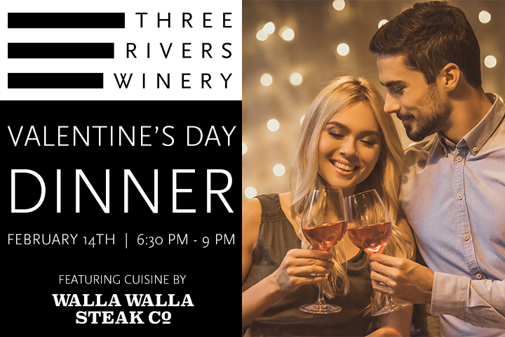 Three Rivers Valentine's Day Dinner