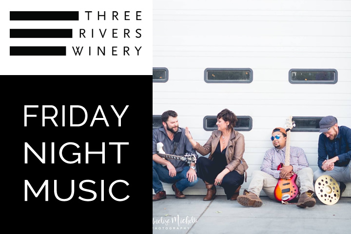 Debra Arlyn and The Goodness at Three Rivers Winery