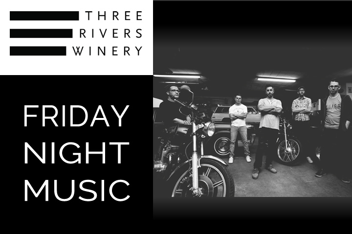 Shop Singers at Three Rivers Winery Friday Night Music Series