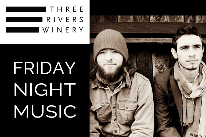 Sound and Stone at Three Rivers Winery Friday Night Music Series