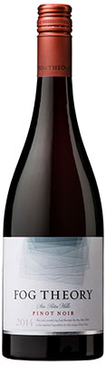 2014 Fog Theory Pinot Noir Bottle