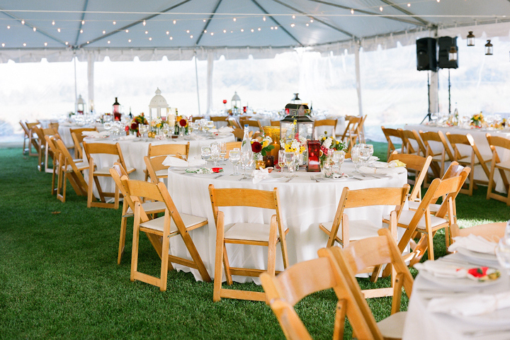 A Wedding Reception at Foley Estates