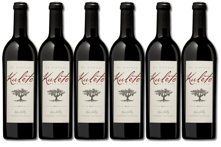 6 Bottles of Kutelo  Red Wine