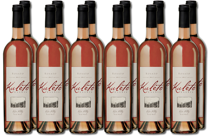 12 Bottles of Kuleto Rosato