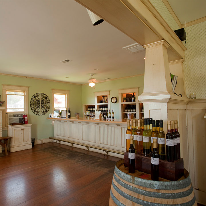 Lincourt Tasting Room Bar