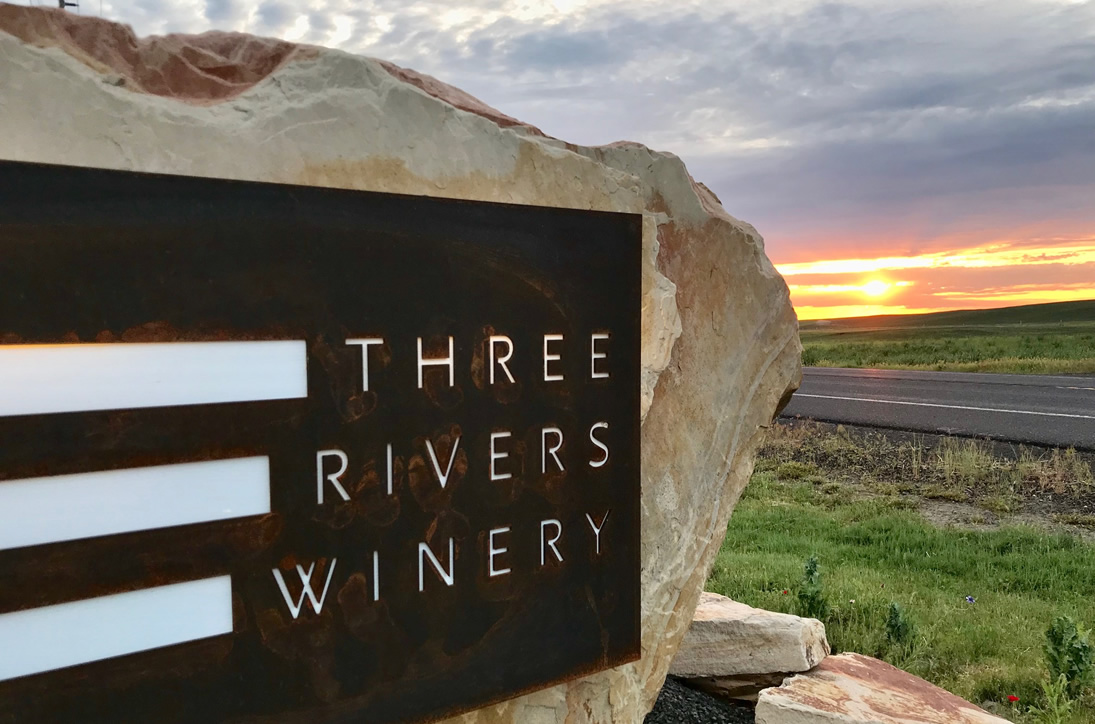 Three Rivers Winery, Walla Walla, WA