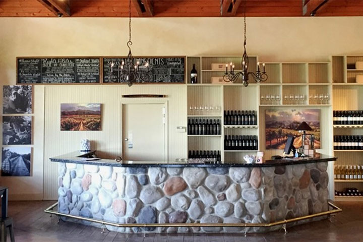 The Three Rivers Tasting Room
