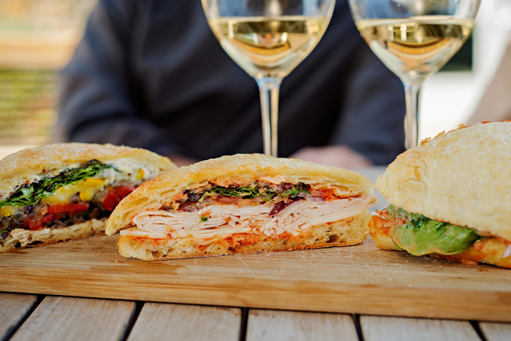 Add a Picnic Lunch to your Winery Visit