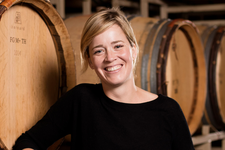 2nd Generation Vintner Courtney Foley