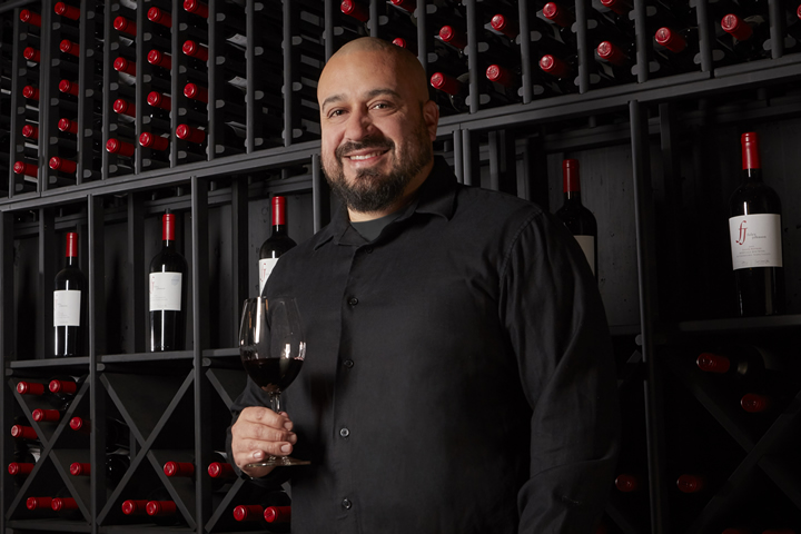 Giovani Verdejo - Winemaker, Foley Johnson
