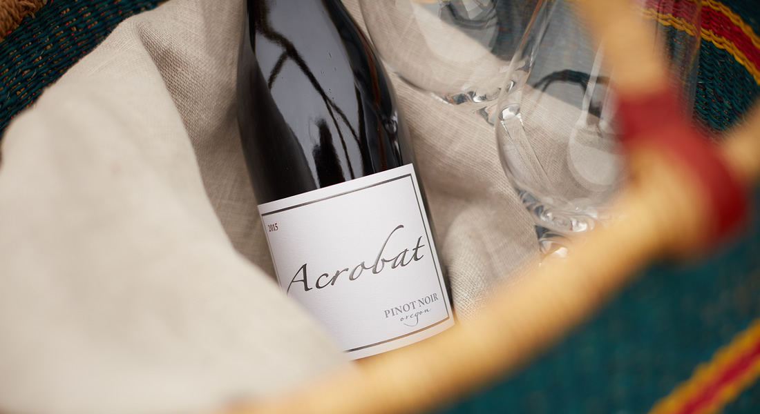 Acrobat Pinot Noir from Oregon