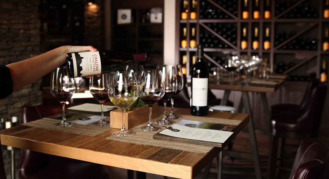 Foley Food & Wine Society Tasting Room at Vista Collina