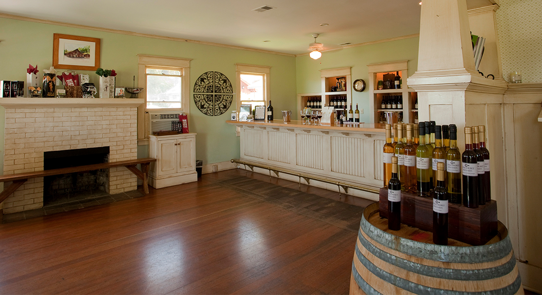 The Tasting Room at Lincourt Vineyards