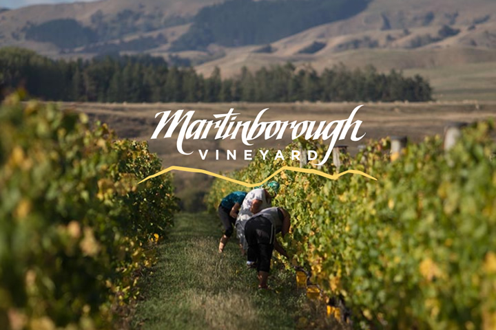 Martinborough Vineyard Beauty Shot
