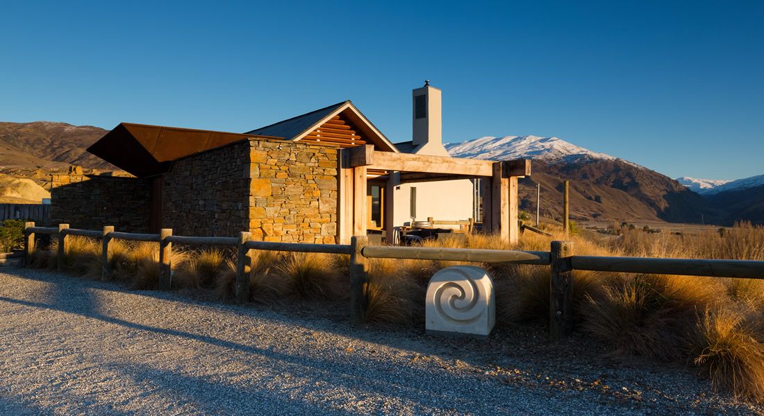 Mt Difficulty Cellar Door in Central Otago