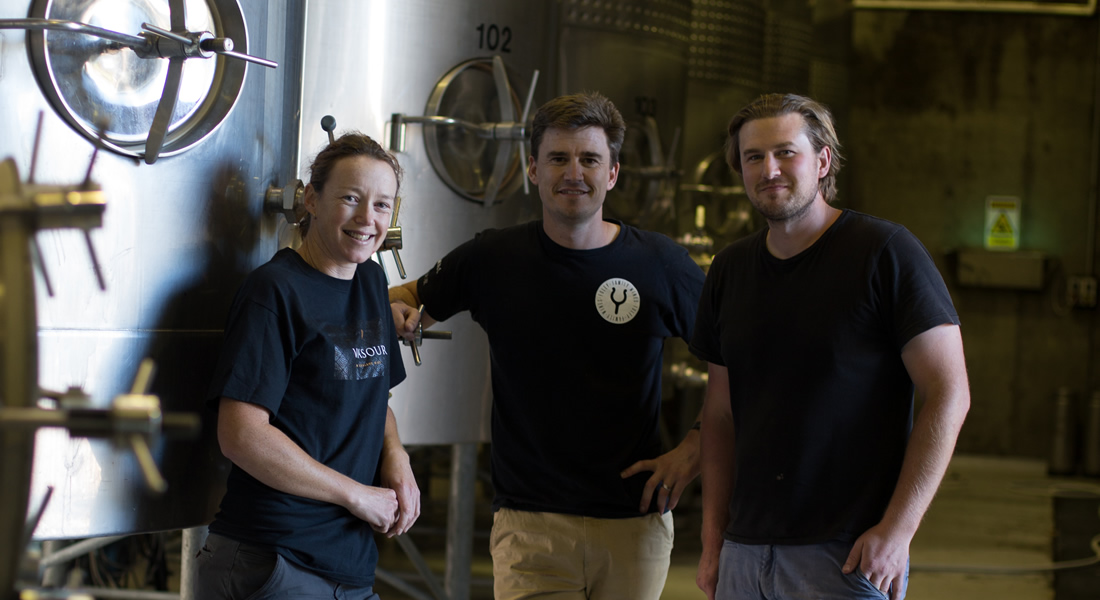 Vavasour's Winemaking Team